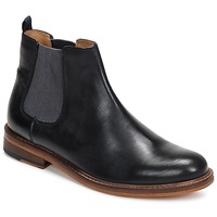 Shoes Men Mid boots Ben Sherman DEON CHELSEA BOOT Black