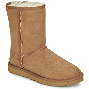 Ankle boots / Boots UGG CLASSIC SHORT CHESTNUT 350x350