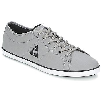 Shoes Men Low top trainers Le Coq Sportif SLIMSET CVS Grey