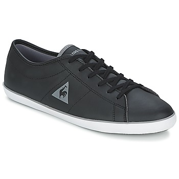 Shoes Men Low top trainers Le Coq Sportif SLIMSET S Black