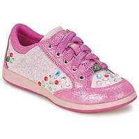 Low top trainers Lelli Kelly GLITTER-ROSE-CALIFORNIA
