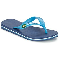 Shoes Boy Flip flops Ipanema CLASSICA BRASIL II Blue
