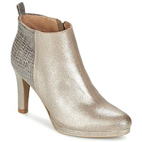 Shoes Women Ankle boots Myma MARA Silver
