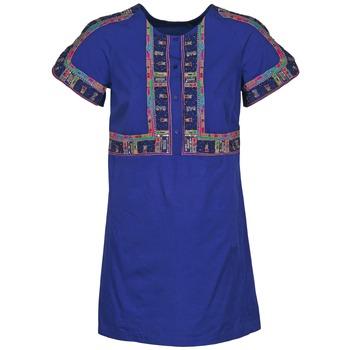 Dresses Antik Batik EMILIE MARINE 350x350