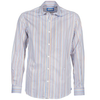 material Men long-sleeved shirts Serge Blanco DORILANDO Multicolour
