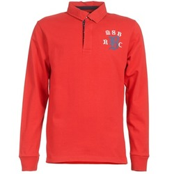 long-sleeved polo shirts Serge Blanco MATO