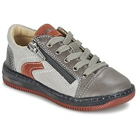 Shoes Boy Low top trainers Primigi BECHET-E Grey