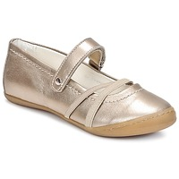 Shoes Girl Ballerinas Primigi LISBONA 1-E BRONZE