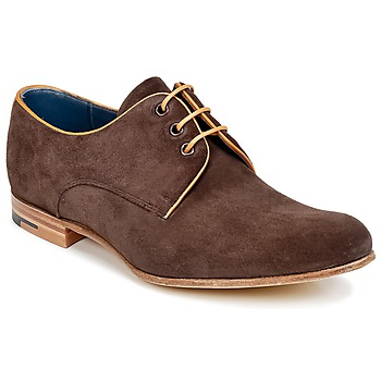 Shoes Men Derby shoes Barker WOLSELEY Brown