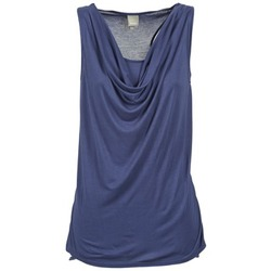 material Women Tops / Sleeveless T-shirts Bench DUPLE Blue