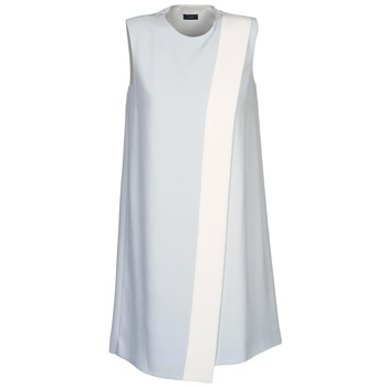 material Women Short Dresses Joseph SOL Grey / White