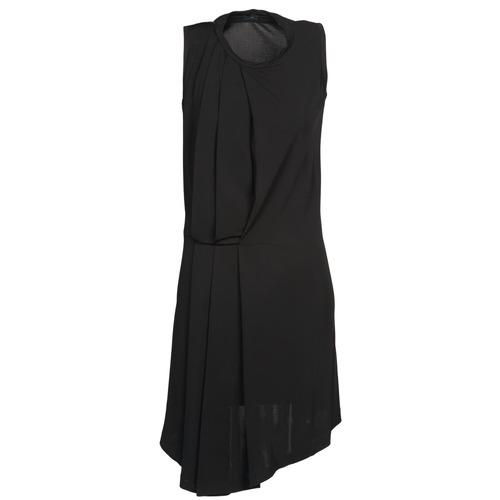 material Women Short Dresses Joseph ADA Black