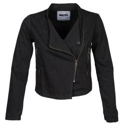 material Women Jackets / Blazers Nikita CROSSOVER Black