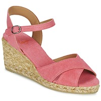 Shoes Women Sandals Castaner BLAUDELL CORAL / Pink