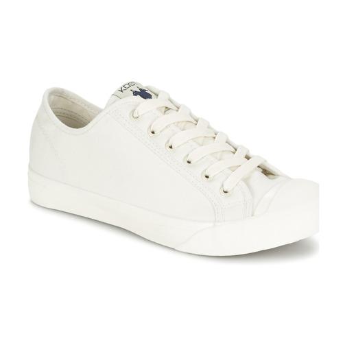 Shoes Men Low top trainers Kost AUSTEN White
