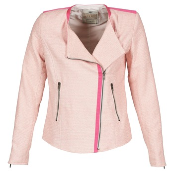 material Women Jackets / Blazers Chipie BRENES Pink
