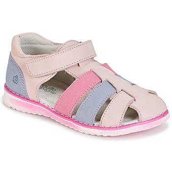 Sandals Citrouille et Compagnie FRINOUI Pink / Blue / Clear / Fuschia 350x350