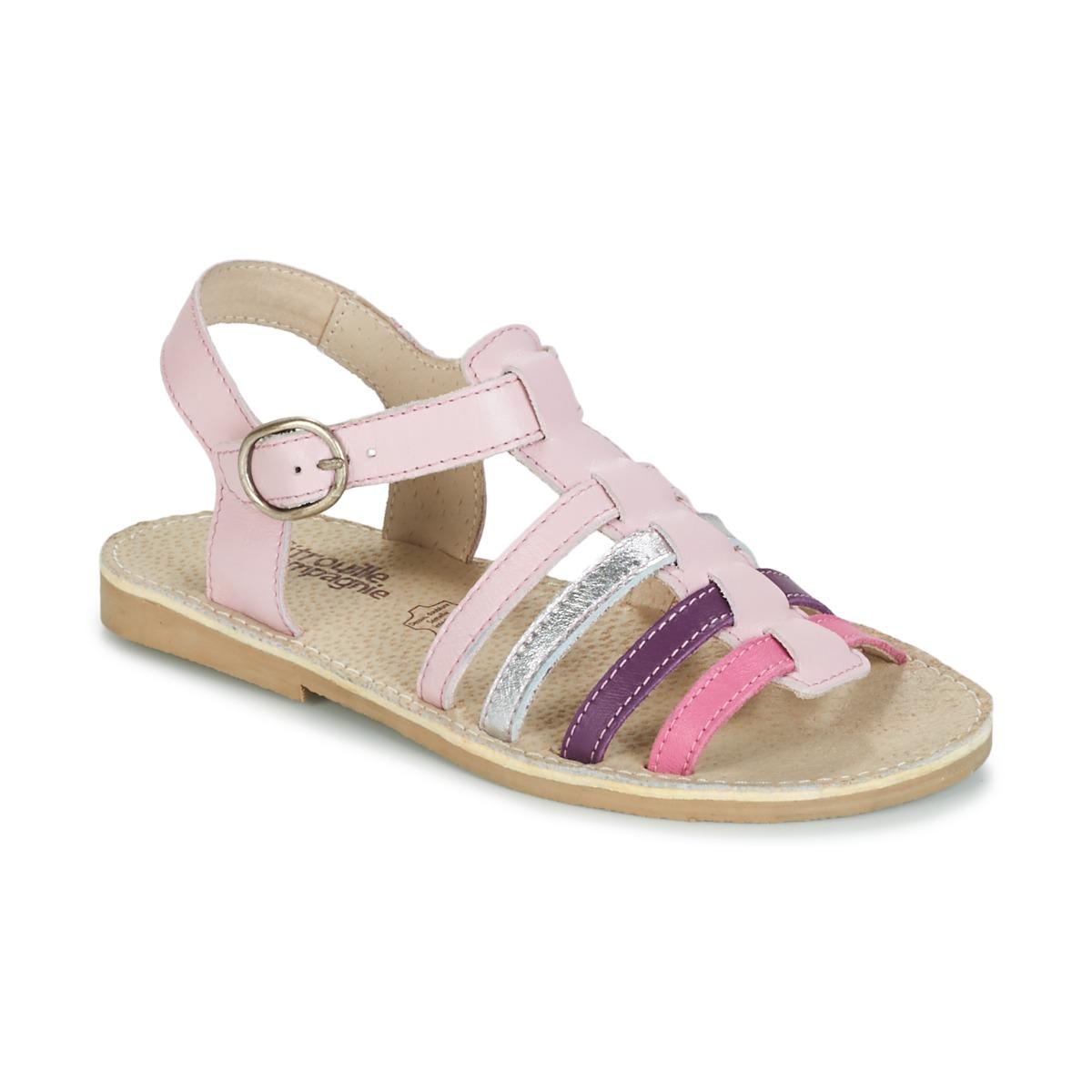 Sandals Citrouille et Compagnie JASMA Pink / Violet