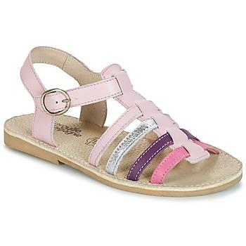 Sandals Citrouille et Compagnie JASMA Pink / Violet 350x350