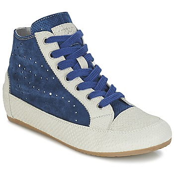 Shoes Women High top trainers Tosca Blu CITRINO MARINE