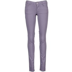 material Women 5-pocket trousers Cimarron CASSIS Violet