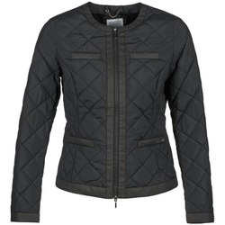 material Women Duffel coats Geox ADAMI Black