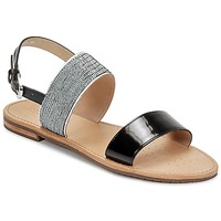 Shoes Women Sandals Geox SOZY A Black