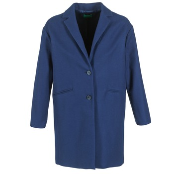 material Women coats Benetton AGRETE Marine