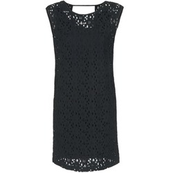 material Women Short Dresses Benetton JAVIZA Black