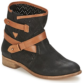Shoes Women Mid boots Koah FRIDA Black