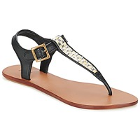 Shoes Women Sandals Koah MELL Black / Silver