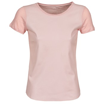 material Women short-sleeved t-shirts Majestic 902 Pink