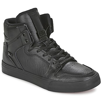 Shoes High top trainers Supra VAIDER CLASSIC Black