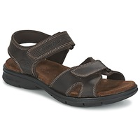 Shoes Men Sandals Panama Jack SANDERS Brown