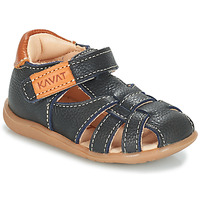 Shoes Children Sandals Kavat RULLSAND Marine