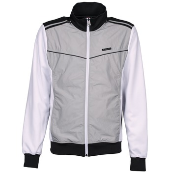 material Men Jackets Airness GRIFFIN Grey / White