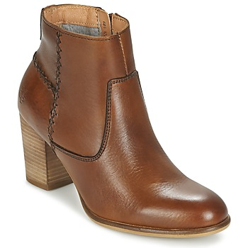 Shoes Women Ankle boots Marc O'Polo JADDI BAKA COGNAC