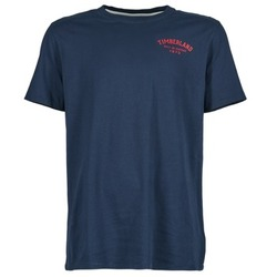 material Men short-sleeved t-shirts Timberland SS KENNEBEC RIVER MARINE