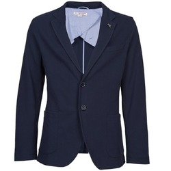 material Men Jackets / Blazers U.S Polo Assn. GERT PLAYER BLAZER Blue