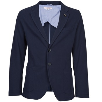 material Women Jackets / Blazers U.S Polo Assn. GERT PLAYER BLAZER Blue