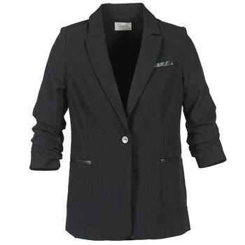 material Women Jackets / Blazers School Rag VIGIE Black
