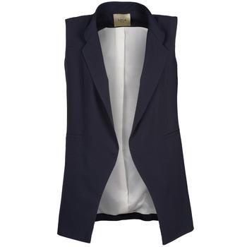 material Women Jackets / Blazers Lola VONIG MARINE