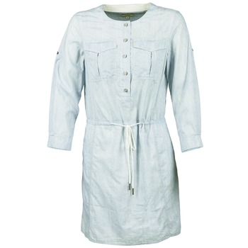material Women Short Dresses Aigle MILITANY Blue