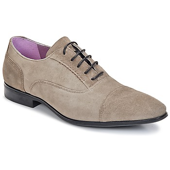 Shoes Men Brogue shoes BKR KIPLIN Grey