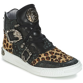 High top trainers New Rock ANTERLO