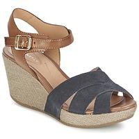 Shoes Women Sandals Stonefly MARLENE MARINE / Brown
