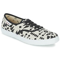 Low top trainers Victoria INGLES GEOMETRICO LUREX
