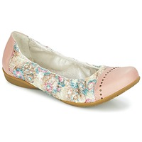 Shoes Women Ballerinas Dkode FARIS Pink