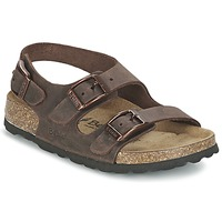 Shoes Children Sandals Betula Original Betula Fussbett FUNK Brown