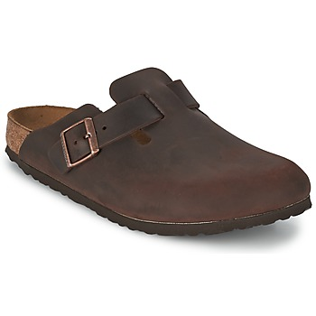 Shoes Men Clogs Birkenstock BOSTON Brown